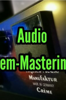 mastering studio hamburg